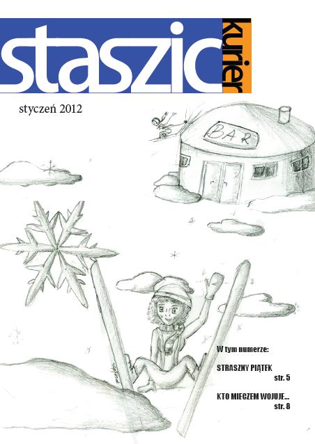 Staszic Kurier styczeń 2012