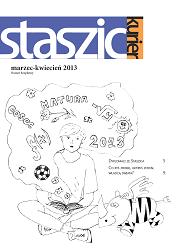 Staszic Kurier marzec-kwiecień 2013