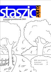 Staszic Kurier wrzesień-październik 2013