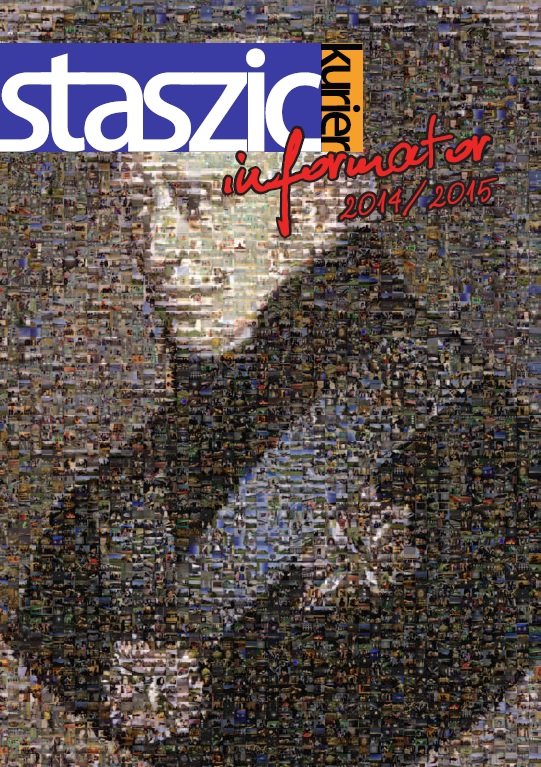 Staszic Kurier informator 2014/2015