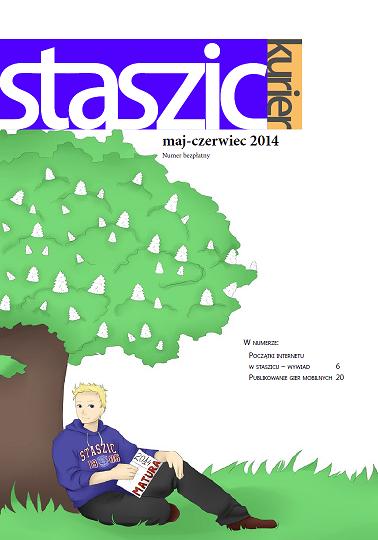 Staszic Kurier maj-czerwiec 2014