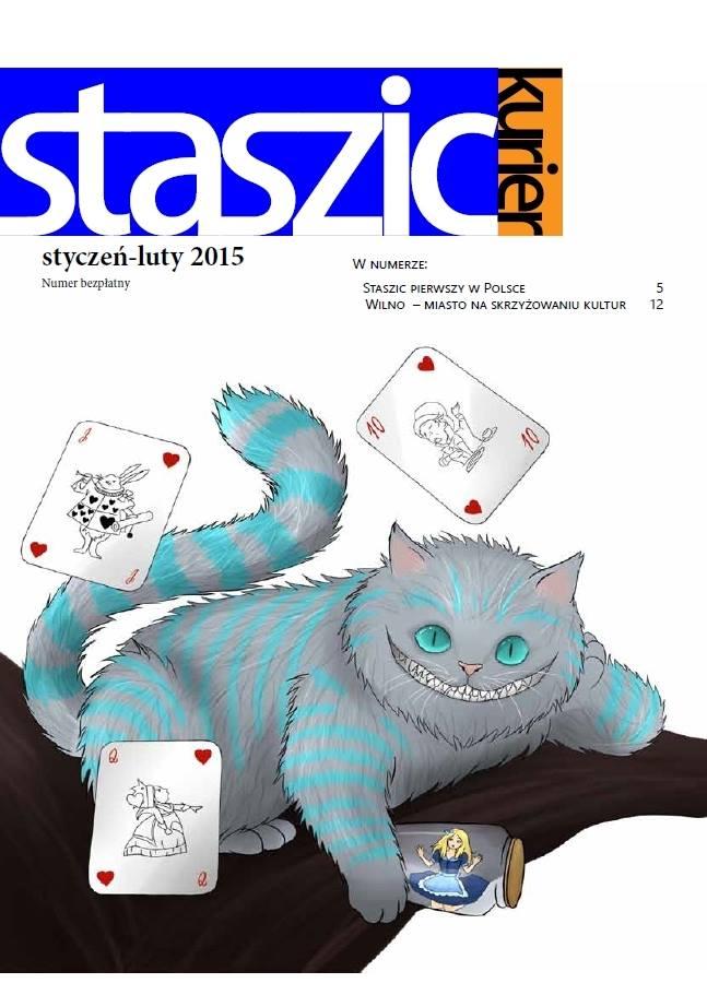Staszic Kurier styczeń-luty 2015