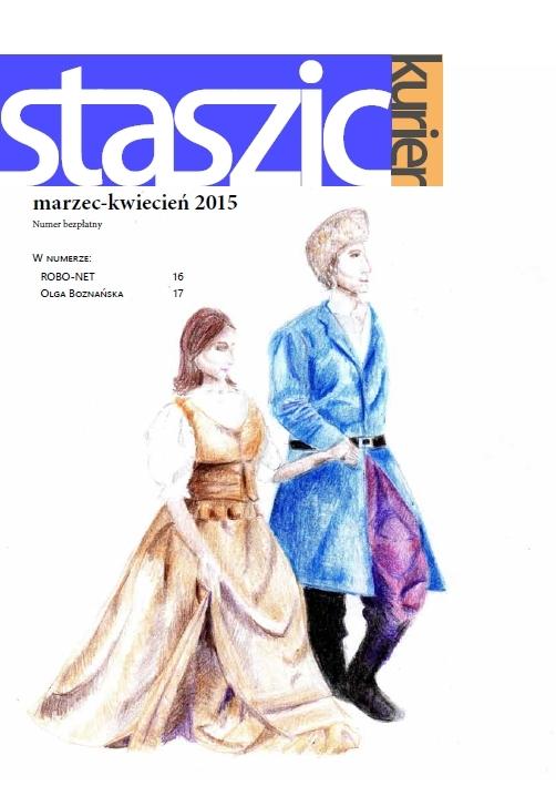 Staszic Kurier marzec - kwiecień 2015