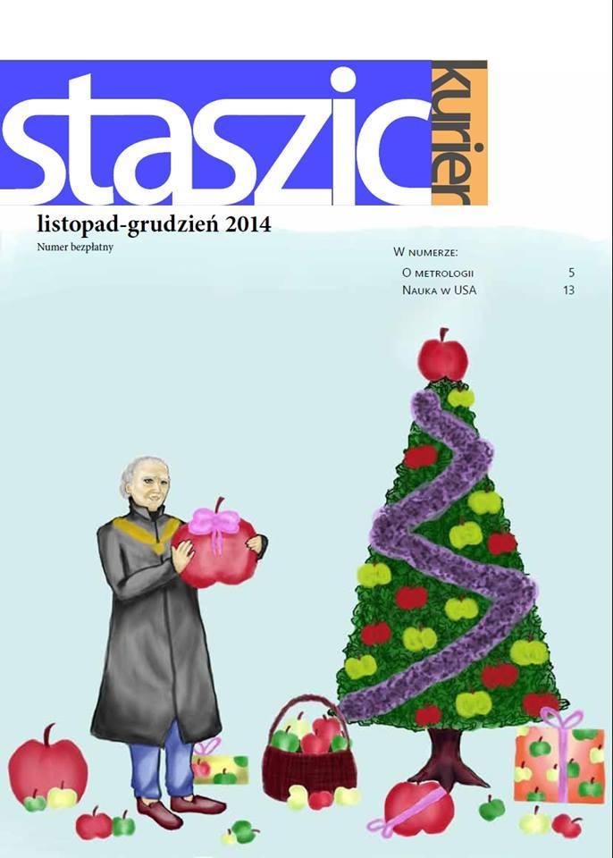 Staszic Kurier listopad-grudzień 2014